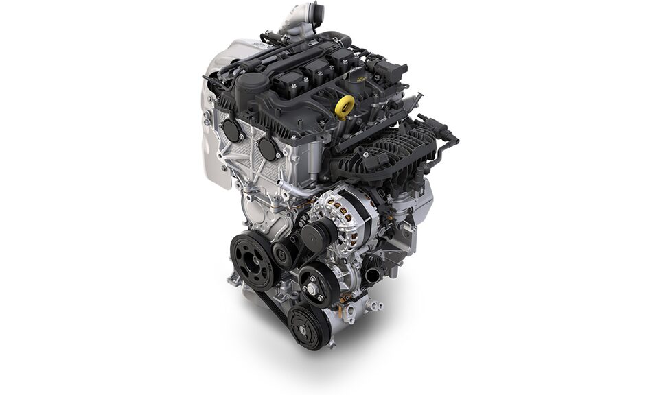 Motor turbo efficient brinda el mayor rendimiento al carro sedán Onix 2021 de Chevrolet